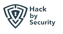 logo hack by security