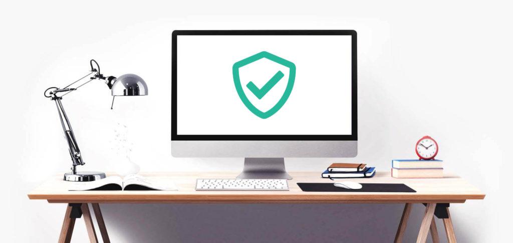 Shield Mac Desktop